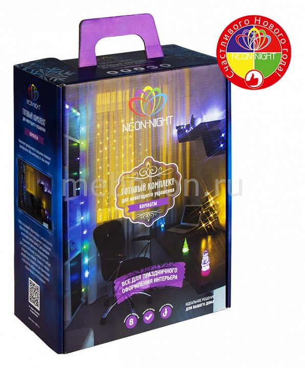 Световая фигура Neon-Night NN_500-029 от Mebelion.ru
