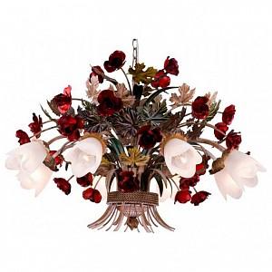 Люстра с цветами Fiori di rose LT_Fiori_di_rose_1760.8