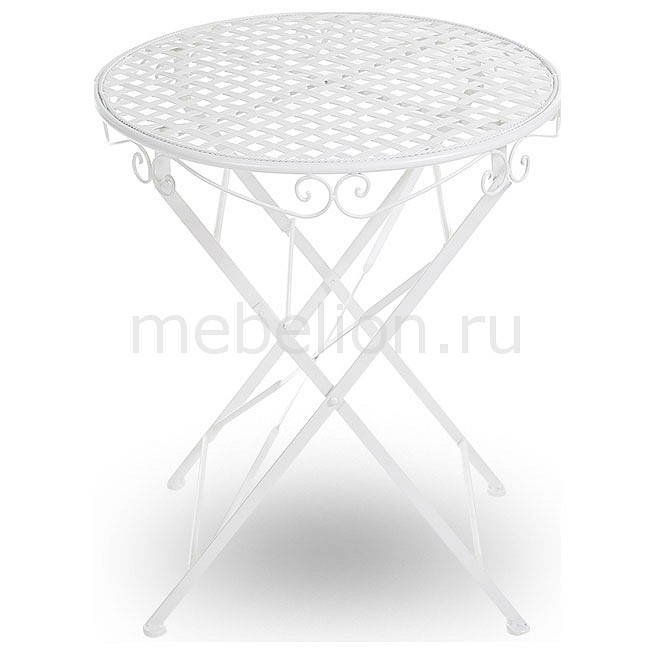 Стол складной Tetchair Secret De Maison Patio этажерка tetchair secret de maison 004 черный 9977