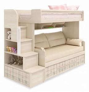 Кровать двухъярусная Кембридж