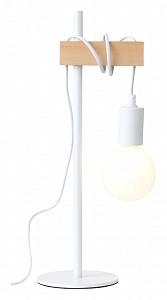 Настольный светильник из дерева Bagetti EVO_SL1142.504.01