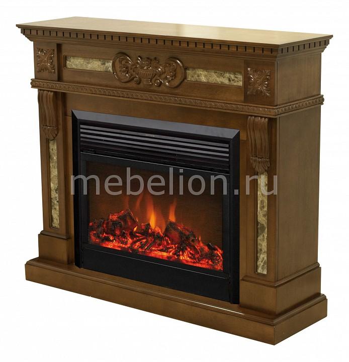 Электрокамин напольный Real Flame (120х35х103 см) Corsica 00010011394 электрокамин real flame florida 26 ao moonblaze