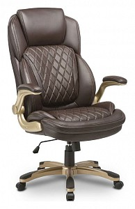 Кресло для руководителя T-9915A/BROWN
