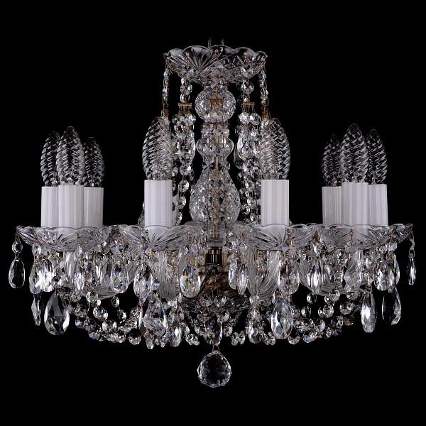 Подвесная люстра 1406/10/141/Pa Bohemia Ivele Crystal  (BI_1406_10_141_Pa), Чехия