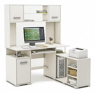 Стол компьютерный угловой Амбер-22 MAS_KSAM-22-BEL