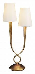 Настольная лампа декоративная Paola 3546