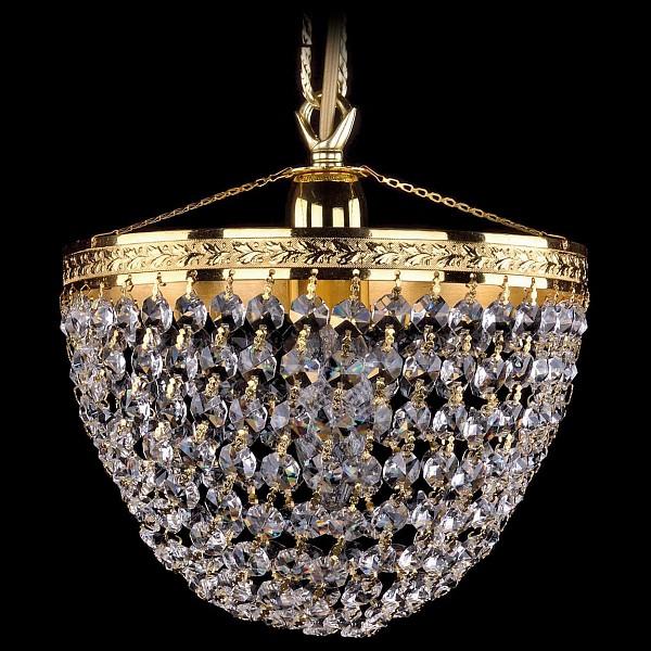 Подвесной светильник 1925/20/G Bohemia Ivele Crystal  (BI_1925_20_G), Чехия