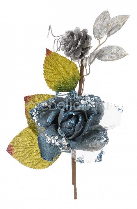 Цветок АРТИ-М (30 см) Роза 241-1847 арти м 8х14 см серебряный цветок 167 121