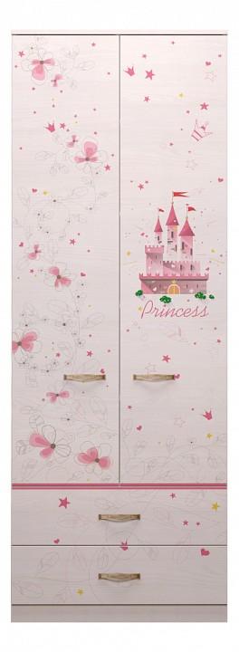 Шкаф платяной Принцесса 20