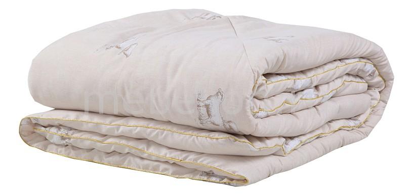 Одеяло евростандарт Овечья шерсть