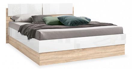 Кровать двуспальная Эдмонтон KR160