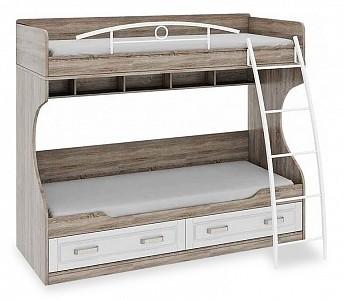 Кровать двухъярусная Прованс СМ-223.11.002