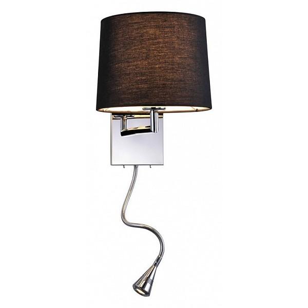Бра с подсветкой 14100 14102/A black Newport NWP_M0052652