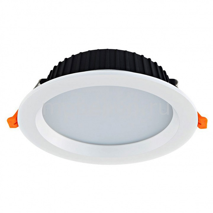 Встраиваемый светильник Donolux do_dl18891_24w_white_r_dim от Mebelion.ru