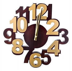 Настенные часы (34 см) Цифры 220-327