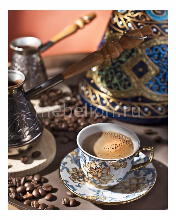 Панно Ekoramka (40х50 см) Кофе 1738024 панно ekoramka 40х50 см париж 11810044