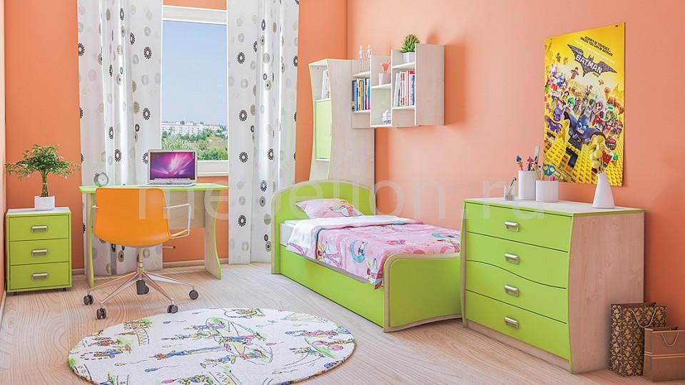 Комод детский Мебель-Неман NEM_kombi_system_3 от Mebelion.ru