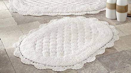 Набор из 2 ковриков для ванной MERIT