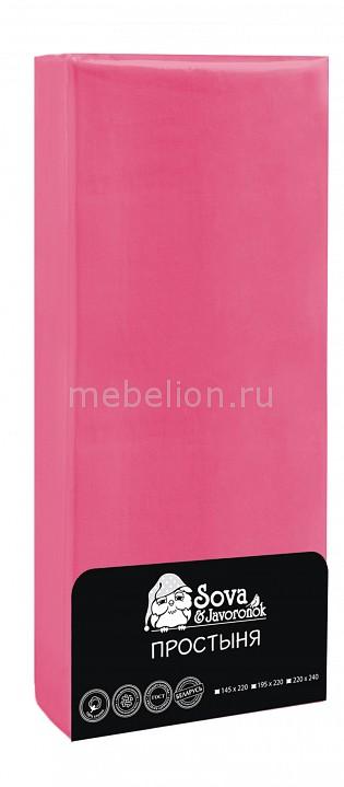 Простыня Сова и Жаворонок HPH_08030115803 от Mebelion.ru