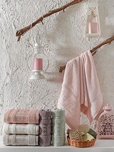 Набор из 6 банных полотенец SLOW ELIT