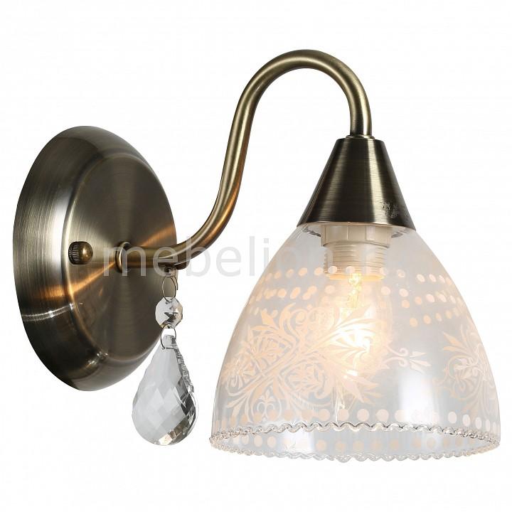 Бра Arte Lamp AR_A1658AP-1AB от Mebelion.ru