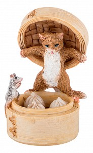 Статуэтка (6x5x8 см) Кошки-мышки 450-743