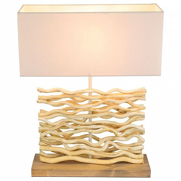Настольная лампа декоративная Jamie GB_21647 Globo