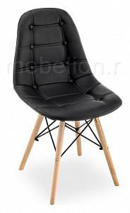 Стул черного цвета Kvadro WO_11342