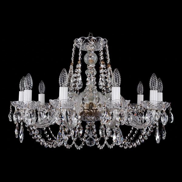 Подвесная люстра 1406/10/240/Pa Bohemia Ivele Crystal  (BI_1406_10_240_Pa), Чехия