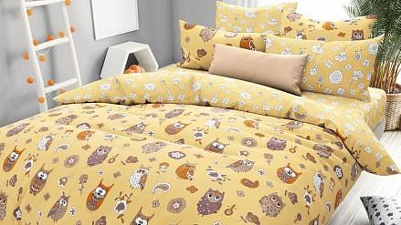 Комплект постельного белья Совята
