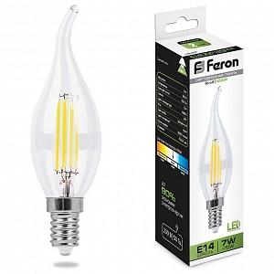 Лампа светодиодная LB-67 E14 230В 7Вт 4000K 25781