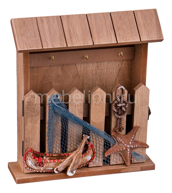 Ключница АРТИ-М (22х24 см) 222-330 фигура наземная арти м 30 см лопата с табличкой 222 288