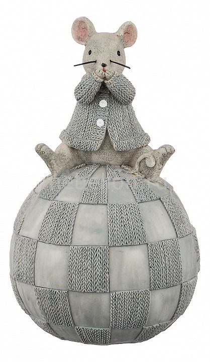 Копилка АРТИ-М (11x11x18 см) Мышка 162-572 арти м 45 см орнамент 875 138