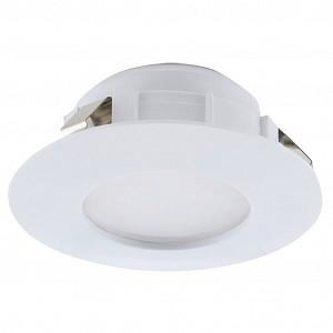 Комплект из 3 встраиваемых светильников Pineda 95807