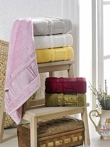 Набор из 6 банных полотенец Towel