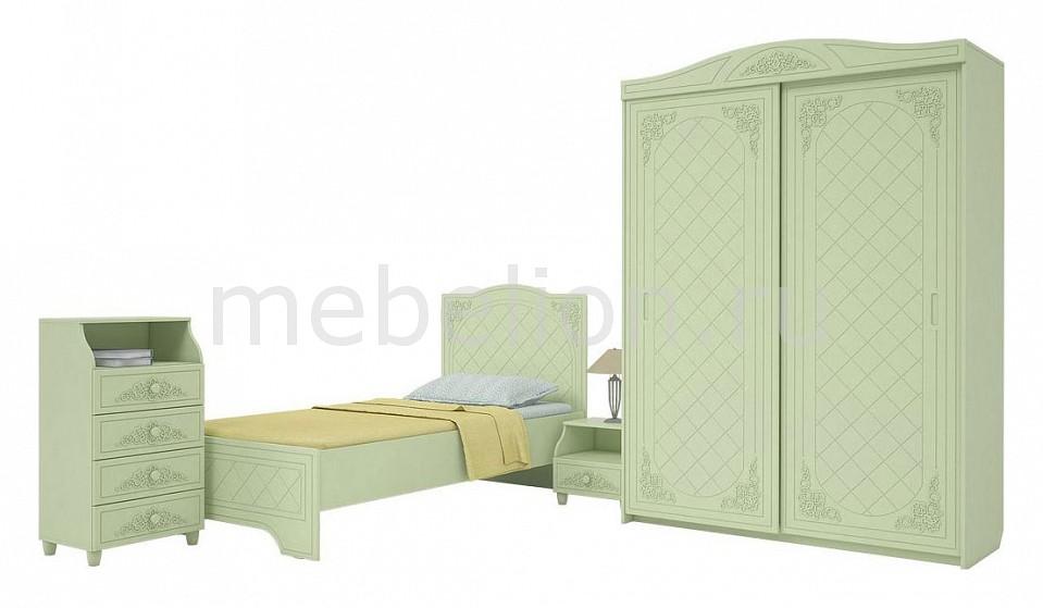 Комод детский Компасс-мебель KOM_Sonya_childrens_room_2 от Mebelion.ru