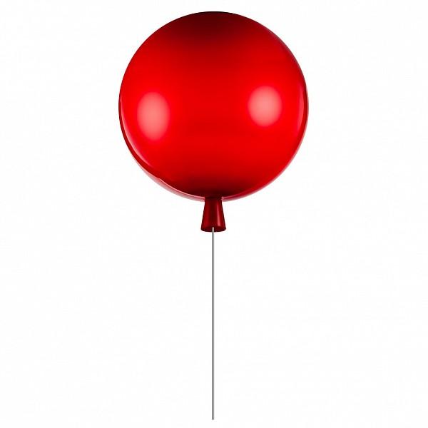 Накладной светильник 5055C/M red Loft if  (LF_5055C_M_red), Испания