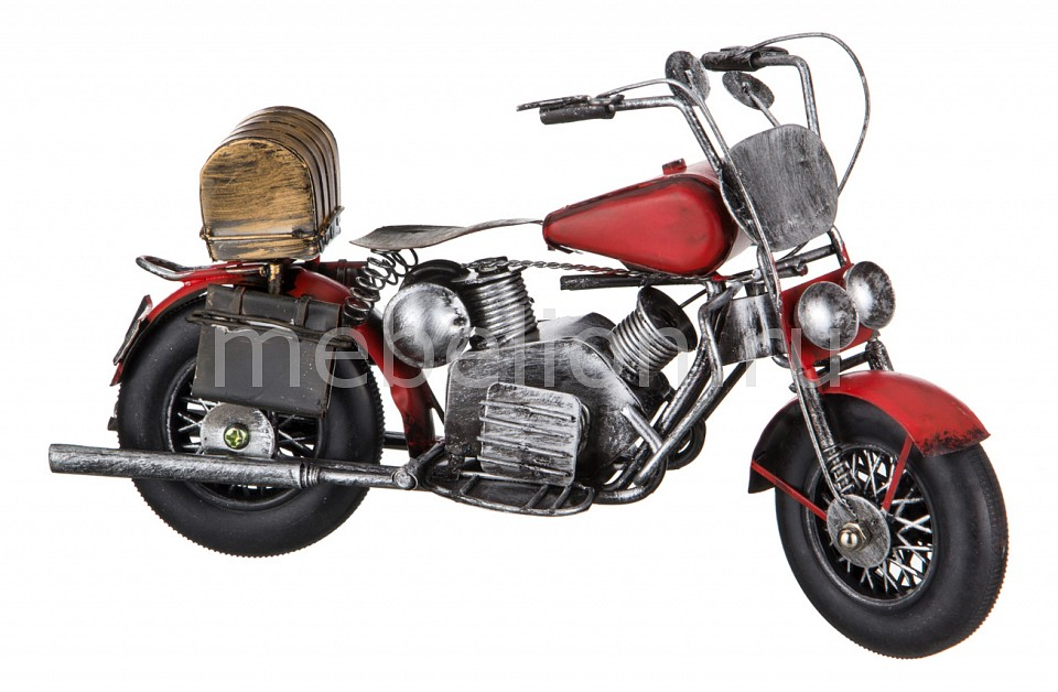 Статуэтка АРТИ-М (24x10x14 см) Мотоцикл 784-118 maisto мотоцикл инерционный slickers цвет красный