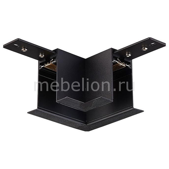 Купить Соединитель для треков [90x79x76] DLM L corner DLM01/Black, Donolux