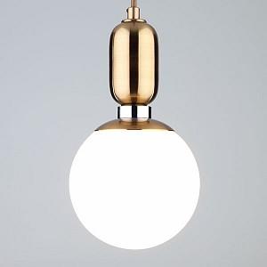 Подвесной светильник Bubble 50151/1 латунь