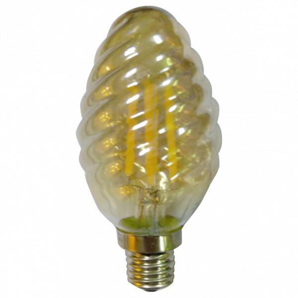 Лампа светодиодная E14 6Вт 220В 2700K 098356-1,33
