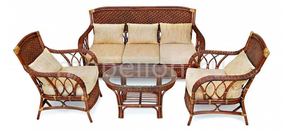 Набор уличный Tetchair Andrea комплект мебели tetchair andrea