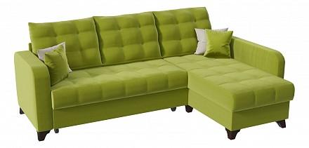 Угловой диван-кровать Беллано Дельфин