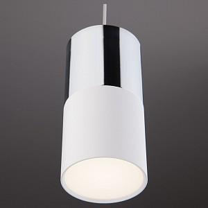 Подвесной светильник Mini Topper 50146/1 хром/белый