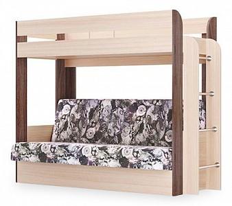 Двухэтажная кровать для детской комнаты Немо TRM_P00108116