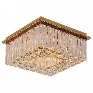 Накладной светильник 8500 8520/PL gold