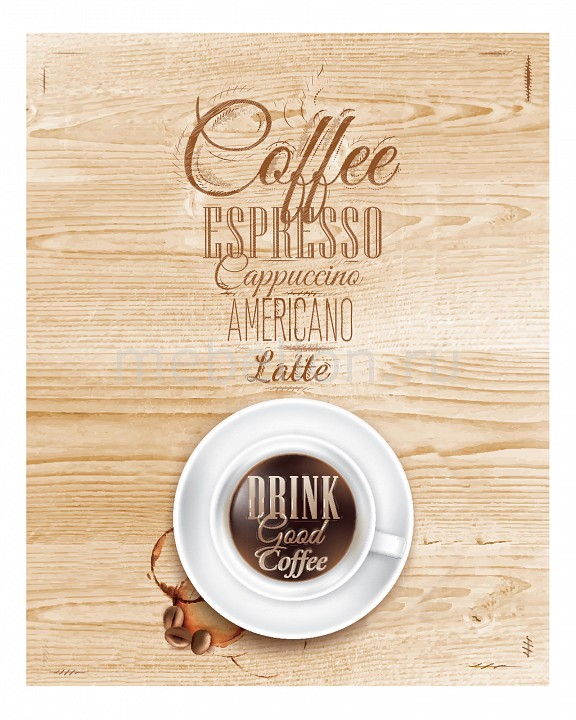 Панно Ekoramka (40х50 см) Coffee 11804029