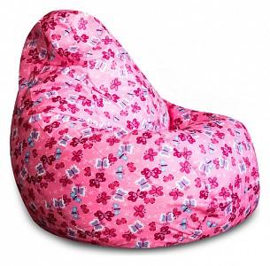 Кресло-мешок Розовые Бабочки XL
