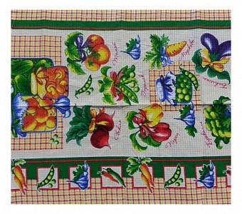 Набор из 3 полотенец для кухни Овощи
