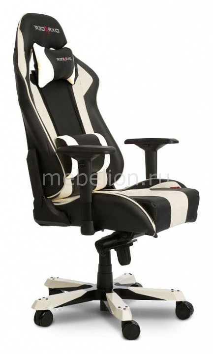 Кресло игровое DXRacer King OH/KS06/NW
